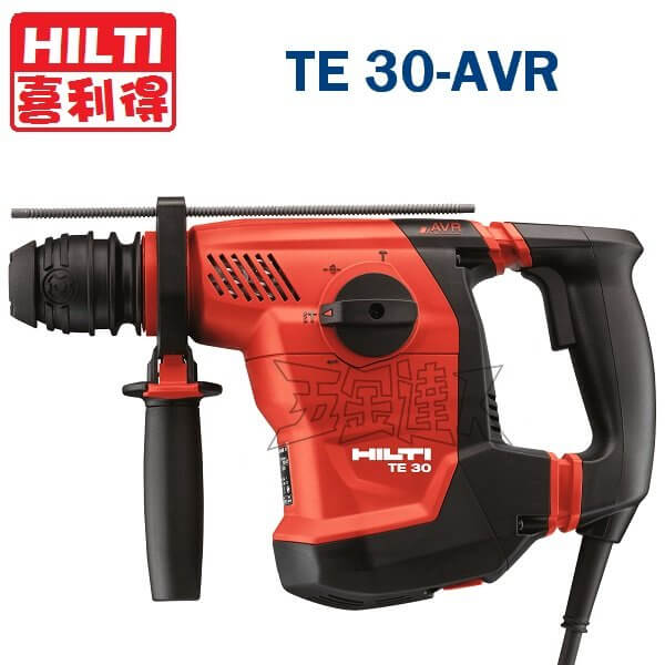 TE30-AVR,鎚鑽