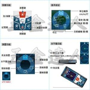 GLM500按鍵指標,五金工具,測距儀