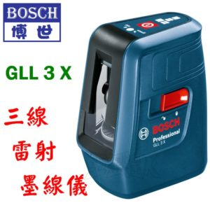 GLL3X 1,雷射墨線儀,五金工具
