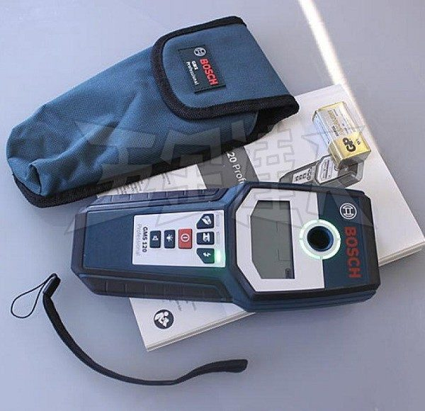 GMS120_3,牆體探測器,五金工具