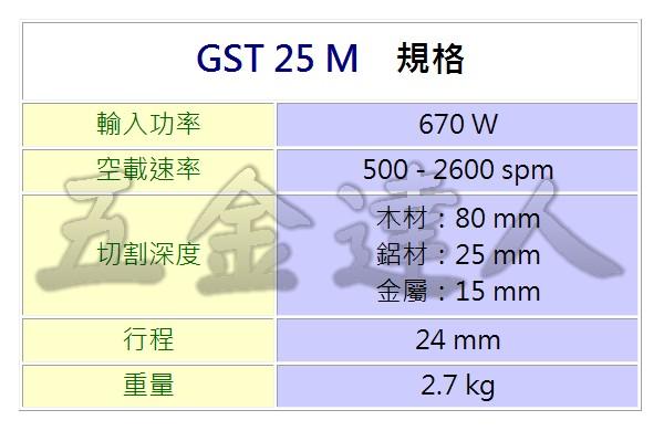 GST25M 2,線鋸機,五金工具