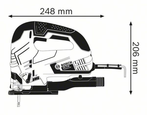 GST75BE_1,電子調速線鋸機,五金工具
