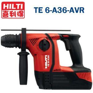 TE6-A36-AVR,充電鎚鑽,五金工具